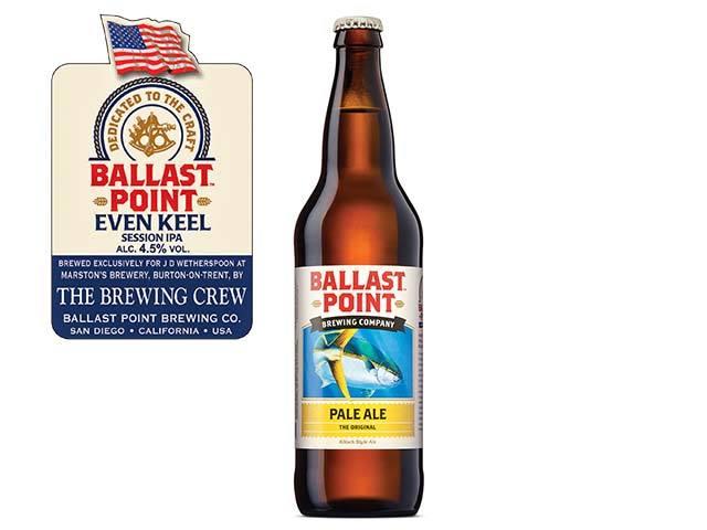 BALLAST POINT CALIFORNIA KOLSH